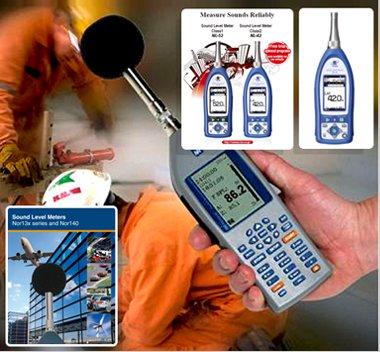 Sound Level Meter Australia