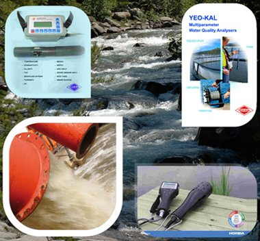 water quality monitoring equipment